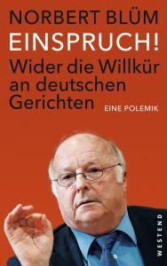 Cover Norbert Blüm Einspruch