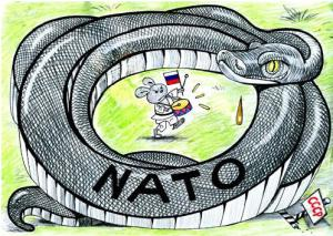Nato und Rußland