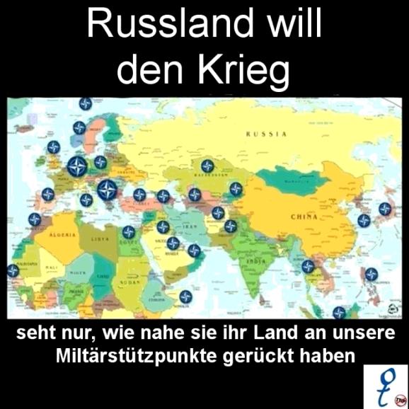 Bildergebnis für Bilder Nato Stützpunkte bei Russland